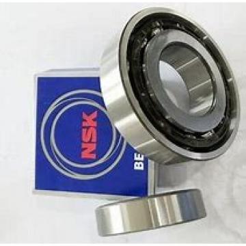 25 mm x 52 mm x 20.6 mm  NACHI 5205A Cojinetes De Bola De Contacto Angular