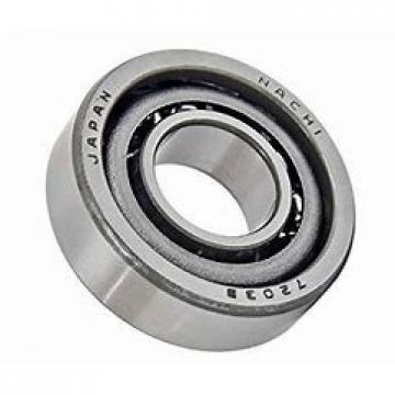70 mm x 110 mm x 20 mm  NACHI 7014CDT Cojinetes De Bola De Contacto Angular