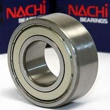 12 mm x 28 mm x 16 mm  NACHI 12BG02S1 Cojinetes De Bola De Contacto Angular