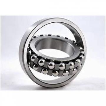 35 mm x 80 mm x 21 mm  NSK 1307 Rodamientos De Bolas Autoalineables