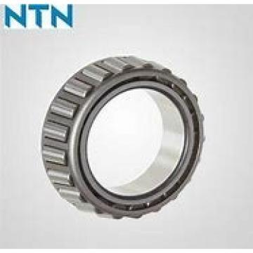 25 mm x 52 mm x 18 mm  NTN 4T-32205 Rodamientos De Rodillos Cónicos